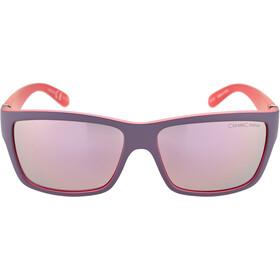 Alpina Kacey Gafas, nightshade matt-pink/rose-gold mirror